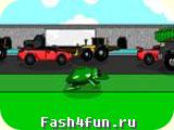 Flash игра Frog 3D