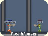 Flash РёРіСЂР° Unreal Tournament 2D