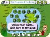 Flash игра Frog