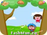 Flash игра JaponJump