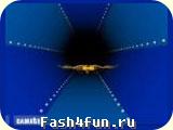 Flash игра Worm Hole