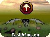 Flash игра Nimian Flyer