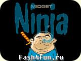 Flash игра Ninja