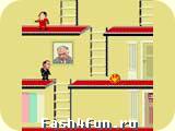 Flash игра Lenin Runer