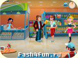 Flash игра Naughty Supermarket