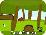Flash игра Щенок