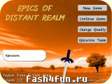 Flash игра Epics of Distant Realm