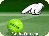Flash РёРіСЂР° Air Tennis