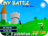 Flash игра Tiny Battle
