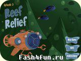 Flash игра Скуби-Ду Reef Relief