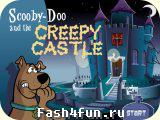 Flash игра Скуби-Ду Creepy Castle