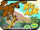 Flash РёРіСЂР° Scooby Doo Big Air