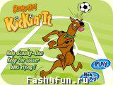 Flash РёРіСЂР° Scooby Doo. Kickin`it
