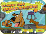 Flash РёРіСЂР°  Scooby Doo Snack Machine