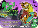 Flash РёРіСЂР° Scooby Doo  Big Air 2