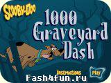 Flash РёРіСЂР° Scooby Doo  Graveyard Dash