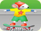 Flash РёРіСЂР° Stuarts Xtreme Skateboarding