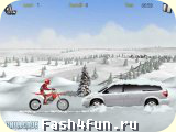Flash игра Снежный триал