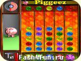 Flash игра Piggeez