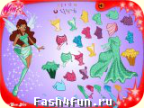 Flash игра Winx Лейла