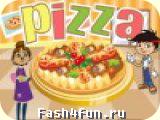 Flash игра Pizza Mania