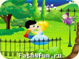 Flash игра Happy Garden