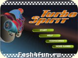 Flash игра Turbo Spirit