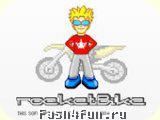Flash игра Rockket Bike