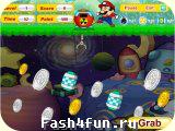 Flash игра Mario Miner