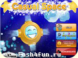 Flash игра Casual Space