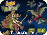 Flash игра Скуби и король Гоблинов