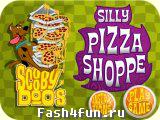 Flash игра Пицца для Скуби