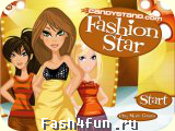 Flash игра Fashion Star