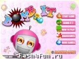 Flash игра Bomb It