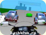 Flash игра Скоростной байк