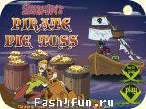 Flash игра Скуби ду - пираты и пицца