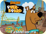 Flash �гра Скуби Ду- за бортом