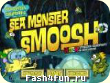 Flash игра �стребление рыб монстров