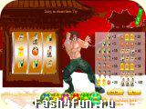 Flash игра Японский слот