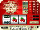 Flash игра Royal Sevens Slots