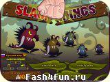 Flash игра Cламминги