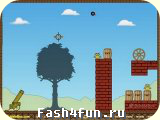 Flash игра Roly-Poly Cannon