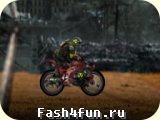 Flash игра Ядерный гонщик