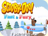Flash игра Скуби Ду супер пилот