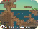 Flash игра Scuba