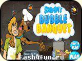 Flash игра Скуби ду- Банкет пузырей