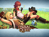 Игра: Royal Quest
